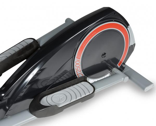 Eliptický trenažér Flow Fitness DCT2500i setrvačník