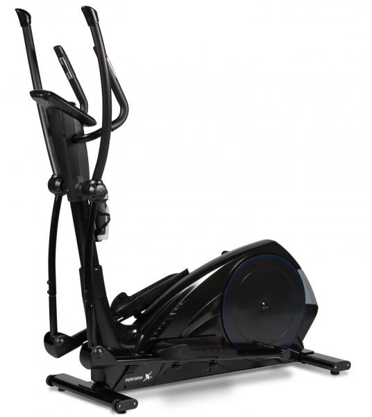 Eliptický trenažér Flow Fitness X2i zepředu