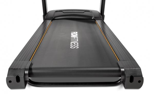 Běžecký pás Flow Fitness T2i LED oranžová