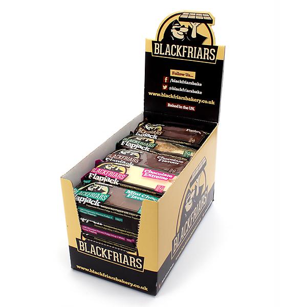 BLACKFRIARS Flapjack 110 g balení