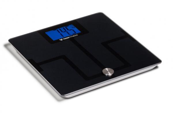 Osobní váha s měřením tuku Flow Fitness BS50 profil