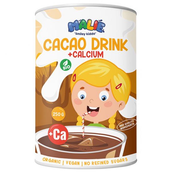 NUTRISSLIM Malie Cacao Drink + Calcium Bio 250 g