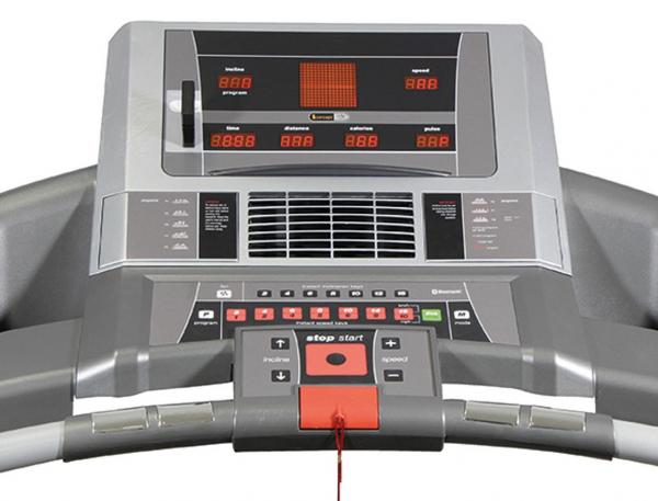 Běžecký pás BH Fitness F8 DUAL počítač