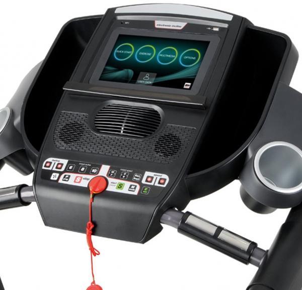 Běžecký pás BH Fitness Pioneer R3 TFT počítač