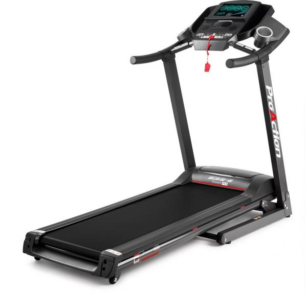 Běžecký pás BH Fitness Pioneer R3 TFT profil