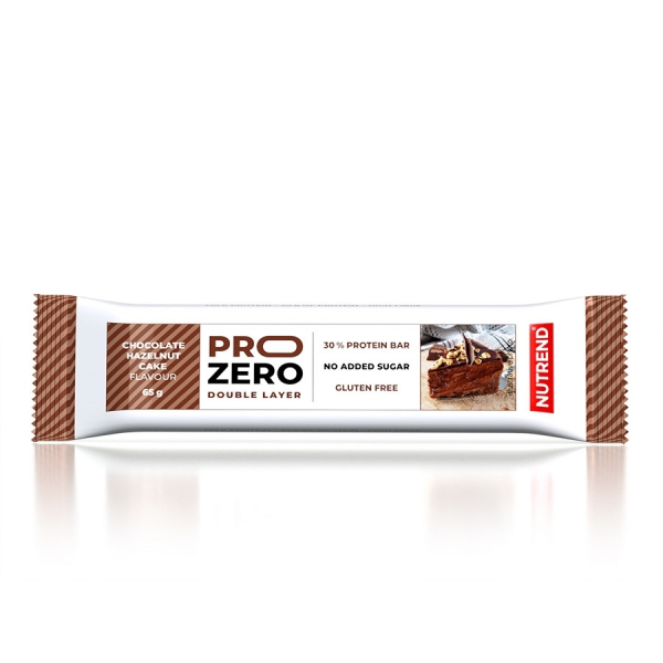 NUTREND ProZero 65 g čokoláda oříšek
