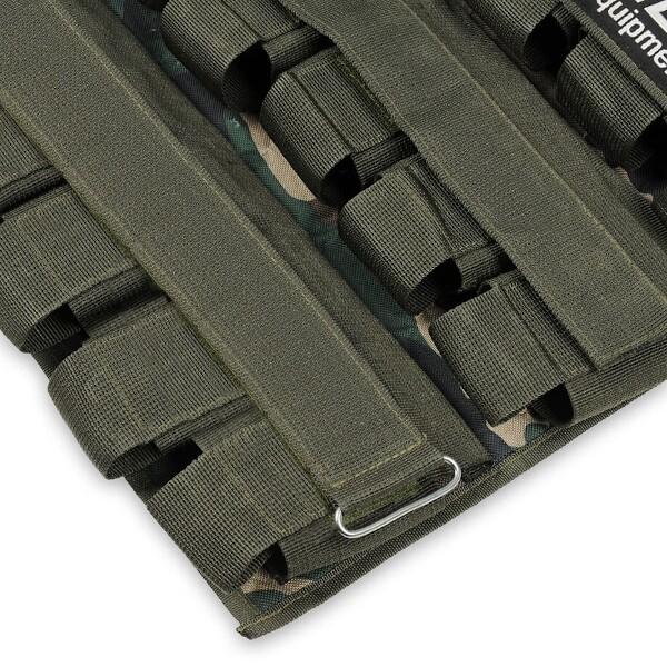 Zátěžová vesta DBX BUSHIDO DBX-W6C 1-30 kg detail 2