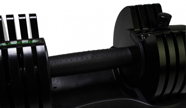 TUNTURI Selector 2,5-12,5 kg detail