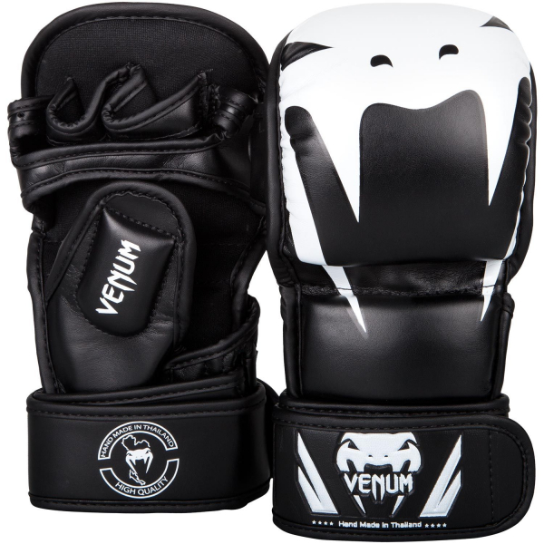 MMA sparring rukavice Impact 3.0 černé bílé