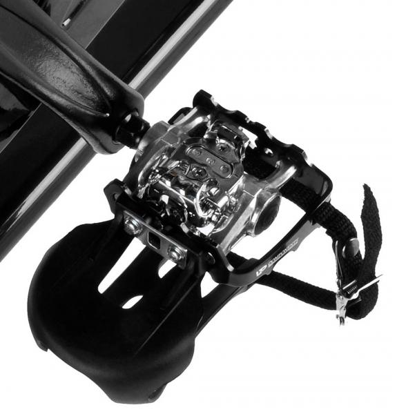 Cyklotrenažér BH FITNESS SB3 Magnetic pedály