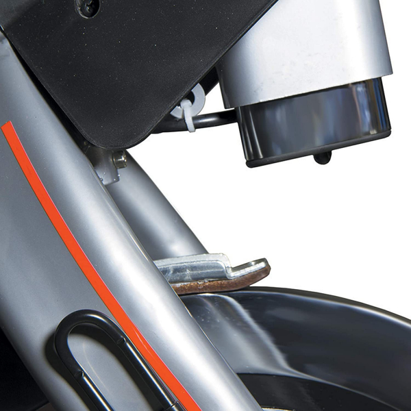 Cyklotrenažér BH FITNESS Spada II TFT detail 2