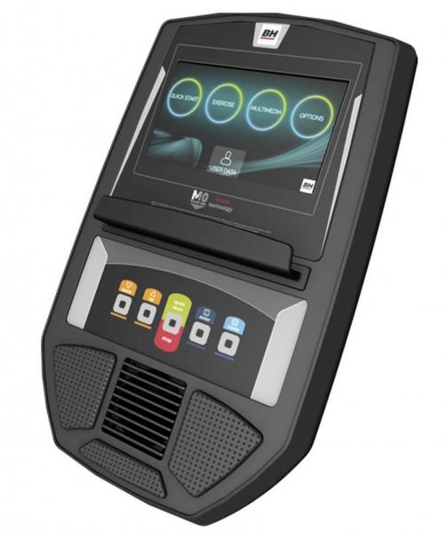 Cyklotrenažér BH FITNESS Spada II TFT počítač