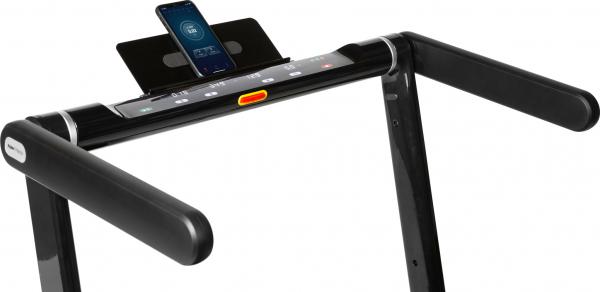 Běžecký pás FLOW Fitness DTM300i držák na tablet