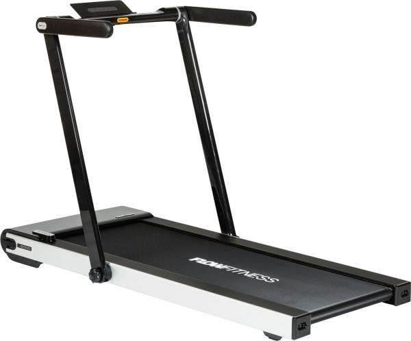 Běžecký pás FLOW Fitness DTM300i z profilu