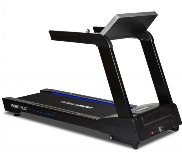 Běžecký pás FLOW Fitness Perform T3i zepředu