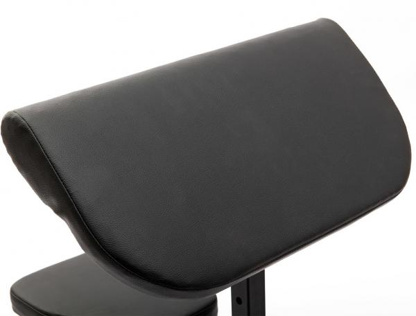 Posilovací lavice na jednoručky MARBO MH-L105 bicepsová opěrka