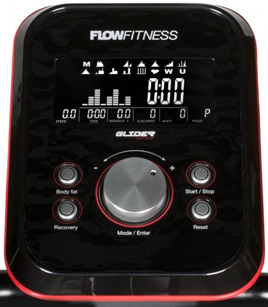 Eliptický trenažér FLOW Fitness DCT2500 pc