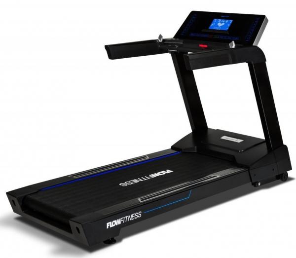 Běžecký pás FLOW Fitness Perform T3i z profilu