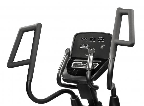 Eliptický trenažér Flow Fitness CF5i Pro Line multiúchopová madla