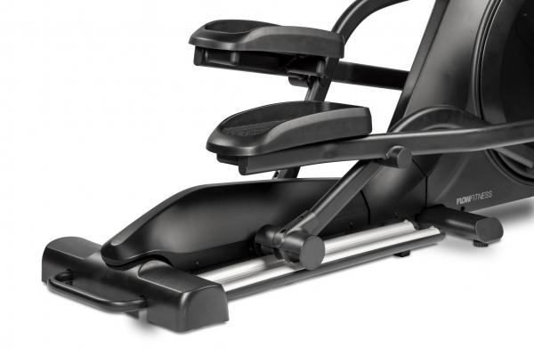 Eliptický trenažér Flow Fitness CF5i Pro Line nastavitelný sklon