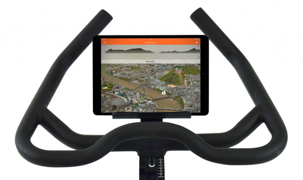 Cyklotrenažér Flow Fitness DSB600i app1