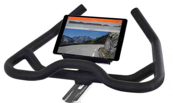 Cyklotrenažér Flow Fitness DSB600i app2