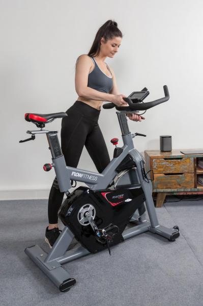 Cyklotrenažér Flow Fitness DSB600i promo fotka1