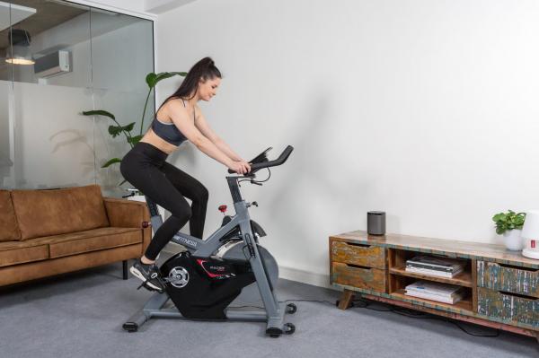 Cyklotrenažér Flow Fitness DSB600i promo fotka3