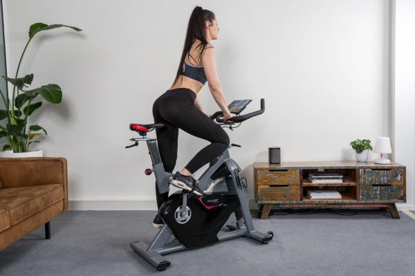 Cyklotrenažér Flow Fitness DSB600i promo fotka4