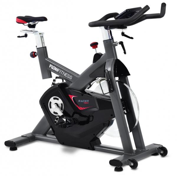 Cyklotrenažér Flow Fitness DSB600i zepředu