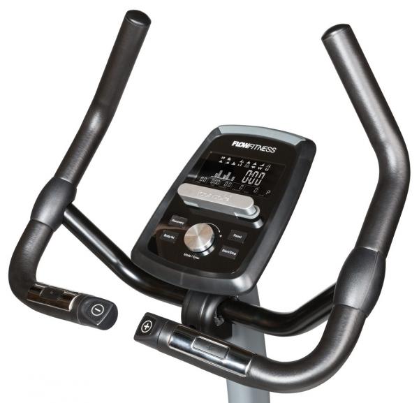 Rotoped Flow Fitness DHT2000i počítač + hand pulse