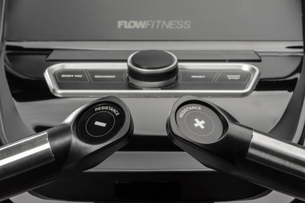 Rotoped Flow Fitness UB5i rychlé klávesy