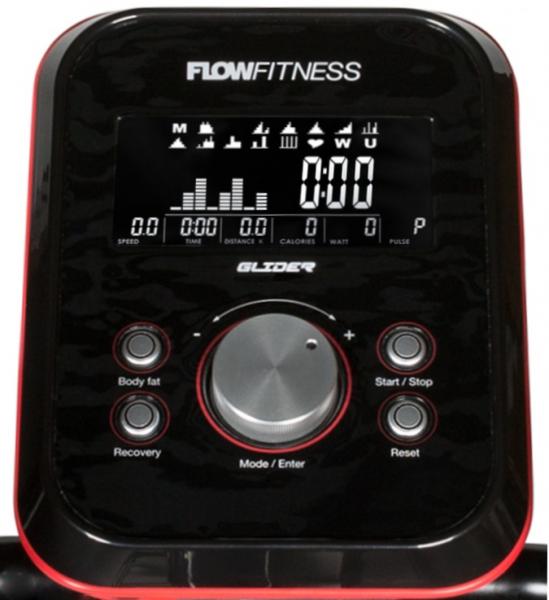 Flow Fitness DCT2500 počítač
