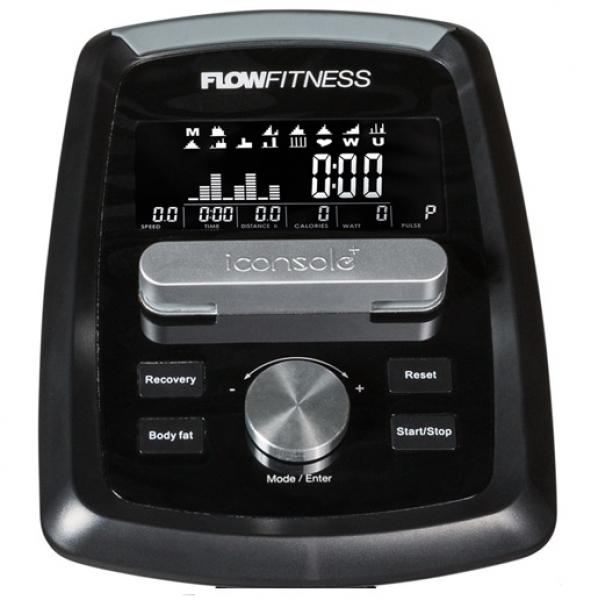 Rotoped Flow Fitness DHT2500i počítač