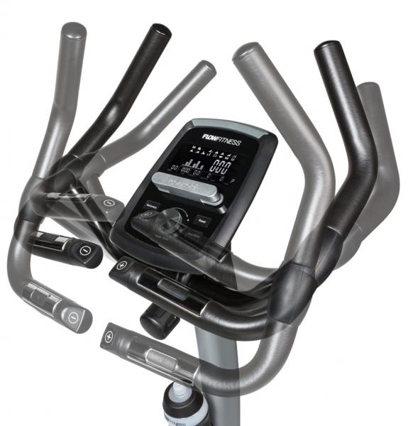 Rotoped Flow Fitness DHT2500i řidítka