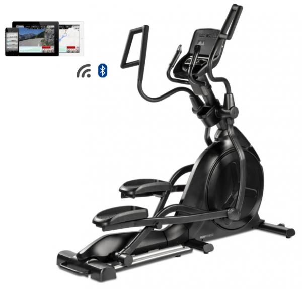 Eliptický trenažér FLOW Fitness CF5i Pro Line + app