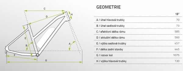 APACHE Matta Tour E4 pearl white 2020 geometrie