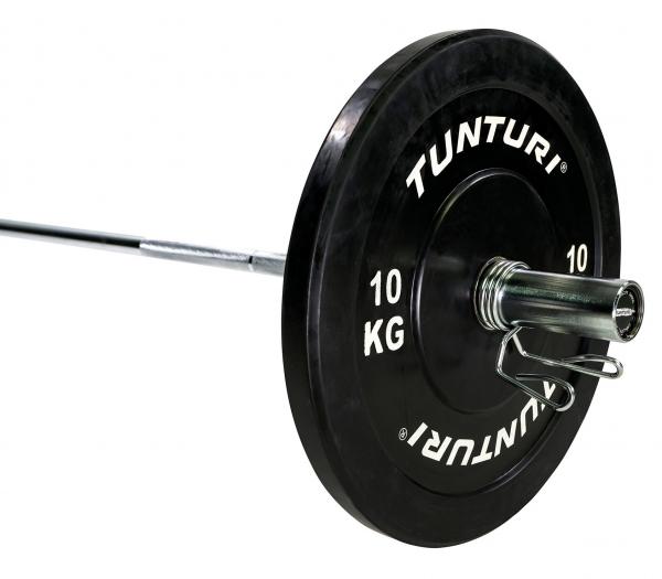 Tunturi Olympic Junior Bar 50 mm kotouč2