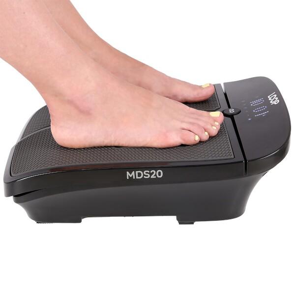 Vibrační deska Masážní přístroj na chodidla SKY LOOP MDS20 masáž