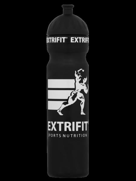 EXTRIFIT Sportovní láhev Bidon 1000 ml černá