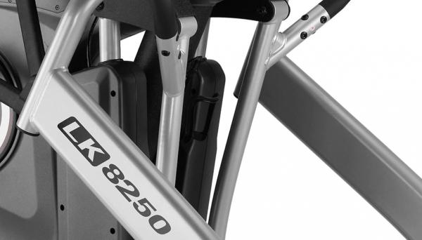 Eliptický trenažér BH Fitness LK8250 LED pevná konstrukce
