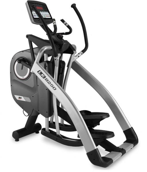 Eliptický trenažér BH Fitness LK8250 LED z profilu