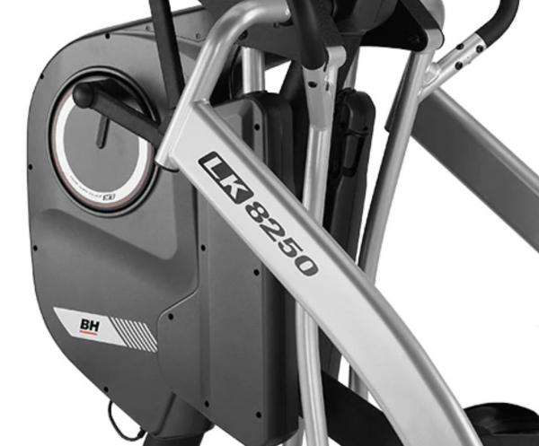 Eliptický trenažér BH Fitness LK8250 SmartFocus setrvačník