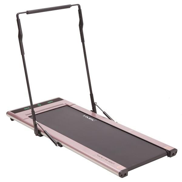 Běžecký pás Běžecký pás elektrický LOOP08 růžový