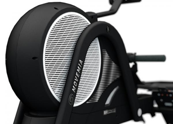 Veslovací trenažér BH Fitness Movemia RW1000 vlastní generátor