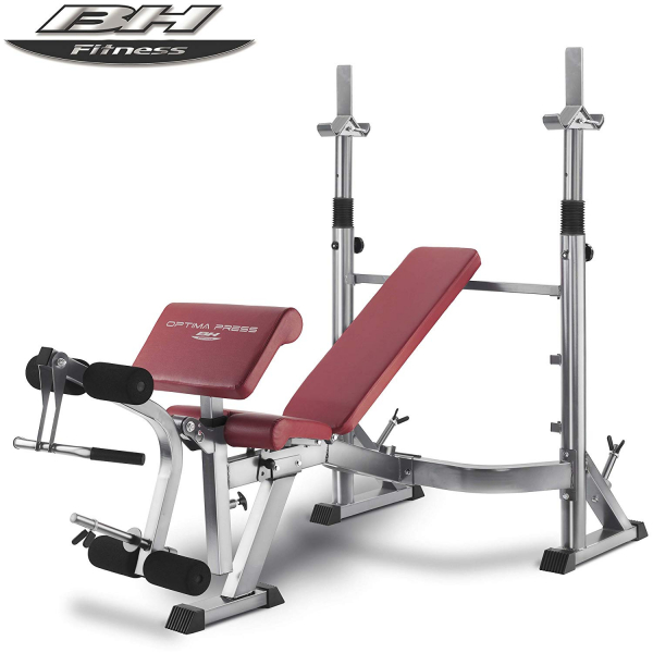 Posilovací lavice na bench press BH Fitness Optima Press Bench G330