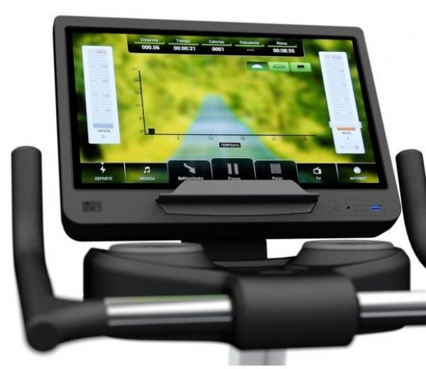 Rotoped BH Fitness Movemia BR1000 SmartFocus počítač