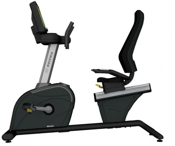 Rotoped BH Fitness Movemia BR1000 SmartFocus z boku