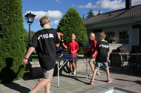 Stůl na stolní tenis STIGA Mini Table promo fotka1