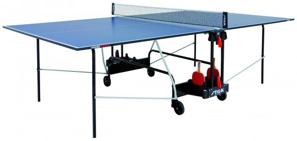 Stůl na stolní tenis STIGA Winner Indoor z profilu